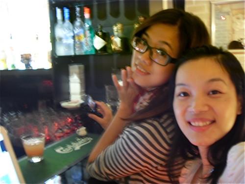 安妮&Wendy ^^
