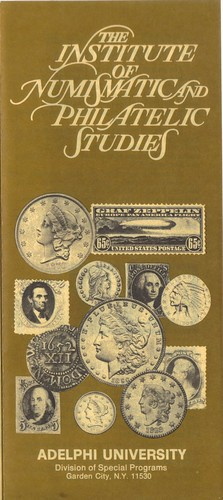 Adelphi University Numismatic Program Brochure1