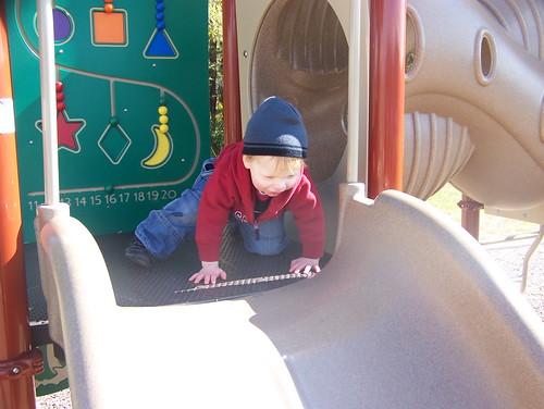 101106 Coleman on playground 04