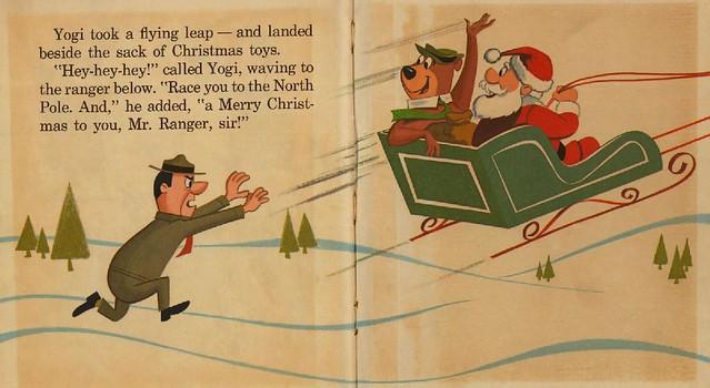 Yogi Bear Helps Santa016