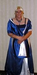 Jennifer (jennifernichols36) Tags: girl dress cd jennifer transgender wig tranny transvestite gowns satin transgendered crossdresser ts gurl tg georgies trannie crossdressng uploadnov232011