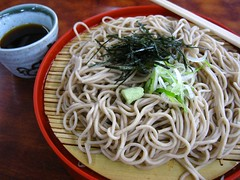 Soba (Sanctu) Tags: food cold cooking japan set garden lunch cuisine restaurant dish pasta course ramen meal soba noodle wasabi kanazawa chilled kenrokuen ishikawa kanazawacastlepark gardenofthesixsublimities
