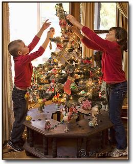 Gramma's Christmas Tree