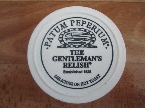 Slightly Peckish: Gentleman's Relish 2