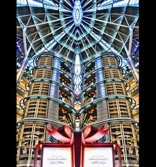 Symmetrical perspective HDR (Taqi) Tags: light red color reflection architecture photoshop canon mall design raw lift interior perspective skii architect malaysia shoppingmall computerart handheld symmetrical kualalumpur dynamicrange photoart hdr klcc pp topaz adjust cs4 postprocessing liquify 1000f 1000d