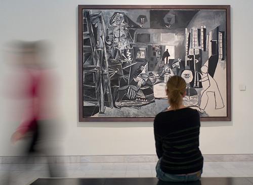 Museu Picasso - As Meninas