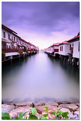 Legend Water Homes (arabischenab) Tags: homes water port long exposure malaysia dickson legend nikkor1835mmf3545difed nikond700