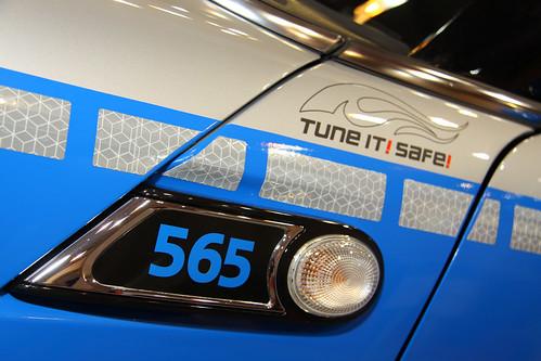 """""""Tune It! Safe!"""" Polizei MINI 2010"""