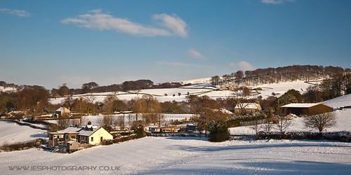 UK Snow - November 2010