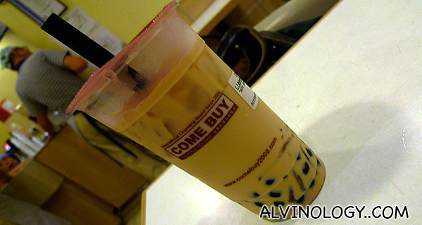 Ultimate QQ Milk Tea
