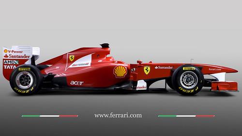 Ferrari F150 Formula 1. Ferrari F150 F1 2011 1680 6