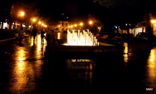 Plaza de la Piña. Valdemoro