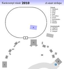 A vásár térképe