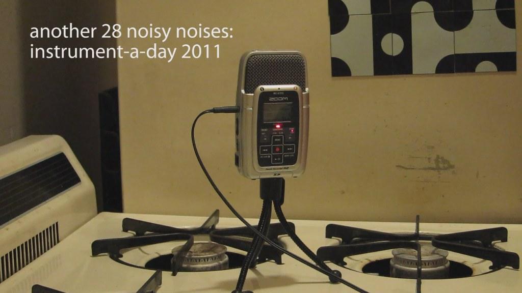 instrument-a-day 2: refrigophone