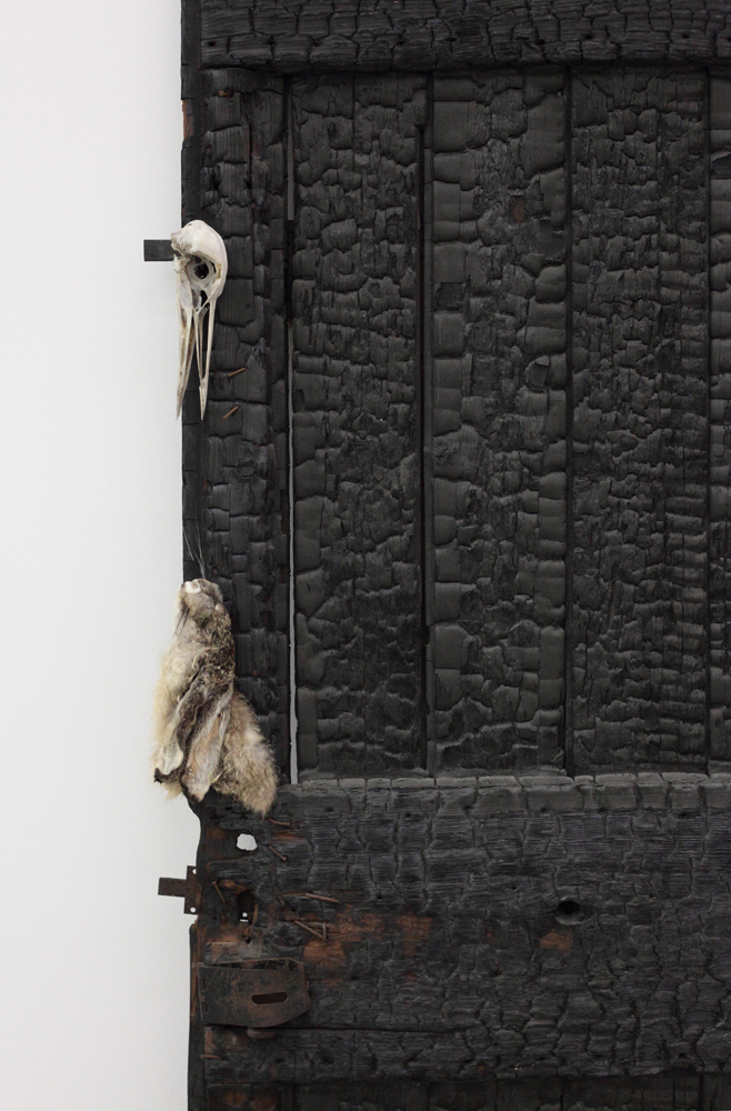 Joseph Beuys, Tür [Door], 1954-1956 2
