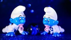 Tiny Toys - Smile on Saturday (YᗩSᗰIᘉᗴ HᗴᘉS +6 500 000 thx❀) Tags: tinytoys toy toys smileonsaturday blue hensyasmine macro