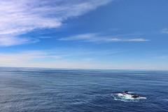 View from Kråkenes lighthouse (Orry_2000) Tags: eos 750 canon bølger havet sjø skyer norge måløy sognogfjordane norway clouds sky sea