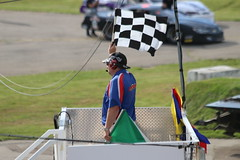 6.8.17 Wisconsin International Raceway / Red Race (royal_broil) Tags: wisconsininternationalraceway checkeredflag