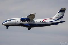 Sun-Air Scandinavia --- Dornier Do-328-310 Jet --- OY-JJH (Drinu C) Tags: adrianciliaphotography sony dsc rx10iii rx10 mk3 fra eddf plane aircraft aviation dornier do328310 jet oyjjh sunairscandinavia