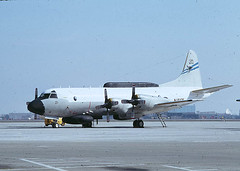 VQ-2 JQ-21 WEB (San Diego Air & Space Museum Archives) Tags: lockheed orion vq2 unitedstatesnavy usnavy usn buno149668 149668