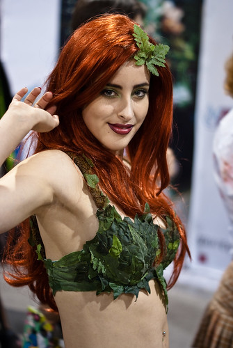 poison ivy comic book. Poison Ivy. Comic-Con