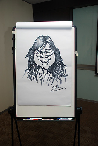 Caricature Workshop for AIA Robinson - Day 2 - 15