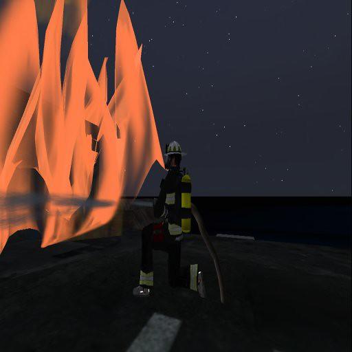 Fighting Blaze