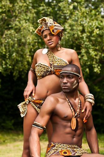 フリー写真素材, 人物, カップル・恋人・夫婦, 黒人女性, 黒人男性,
