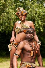 [フリー画像] 人物, カップル・恋人・夫婦, 黒人女性, 黒人男性, 201007311300