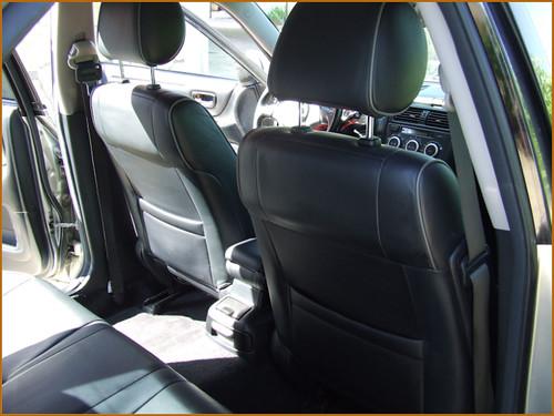 Detallado interior integral Lexus IS200-55