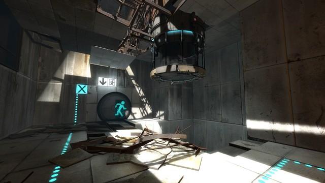 Screenshots Portal 2 juego