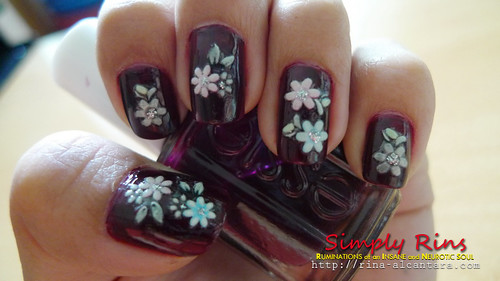Nail Art Sole Mate 01