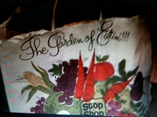 Stop & Shop Bag Garden of Eatin