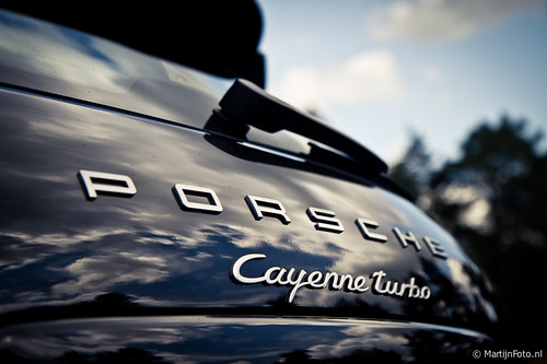 Porsche Cayenne Turbo Logo - a photo on Flickriver
