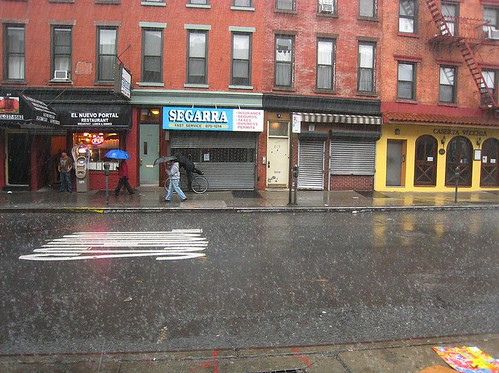 Rain Brooklyn