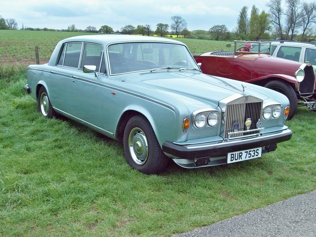 346 Rolls Royce Silver Shadow II (1977-80)