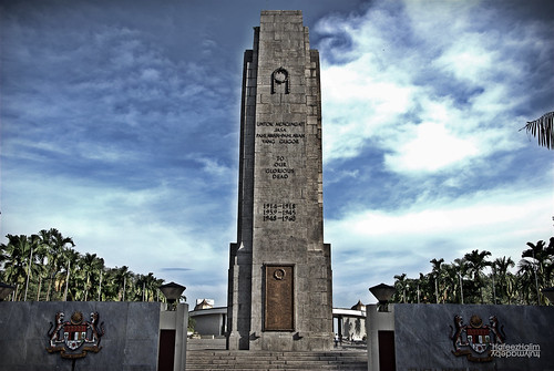 Tugu Peringatan Pahlawan (World War)
