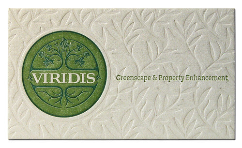 Viridis Business Card