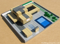 scalescape : villa (buildingxyz) Tags: terrain farmland villa utopolis contemporaryhouse