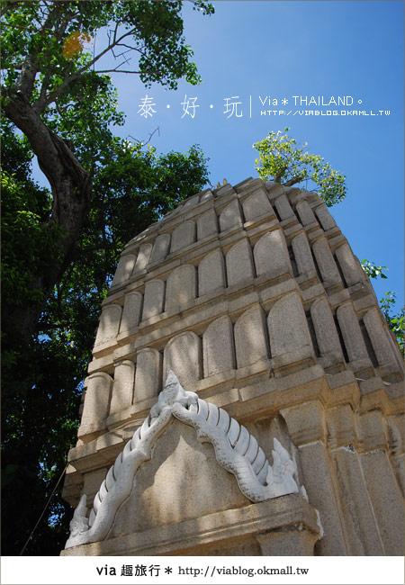 【泰國旅遊】大城之旅|泰皇的渡假聖堂~芭茵夏宮10