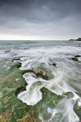 & (DavidFrutos) Tags: sunset sea costa seascape verde green water rock stone coast mar interestingness agua rocks waves stones wave paisaje explore alicante filter nd alfa alpha filters olas roca rocas ola waterscape torrevieja alacant filtro sigma1020mm filtros neutraldensity sonydslr densidadneutra interesantsimo davidfrutos 700 cabocervera singhraygalenrowellnd3ss