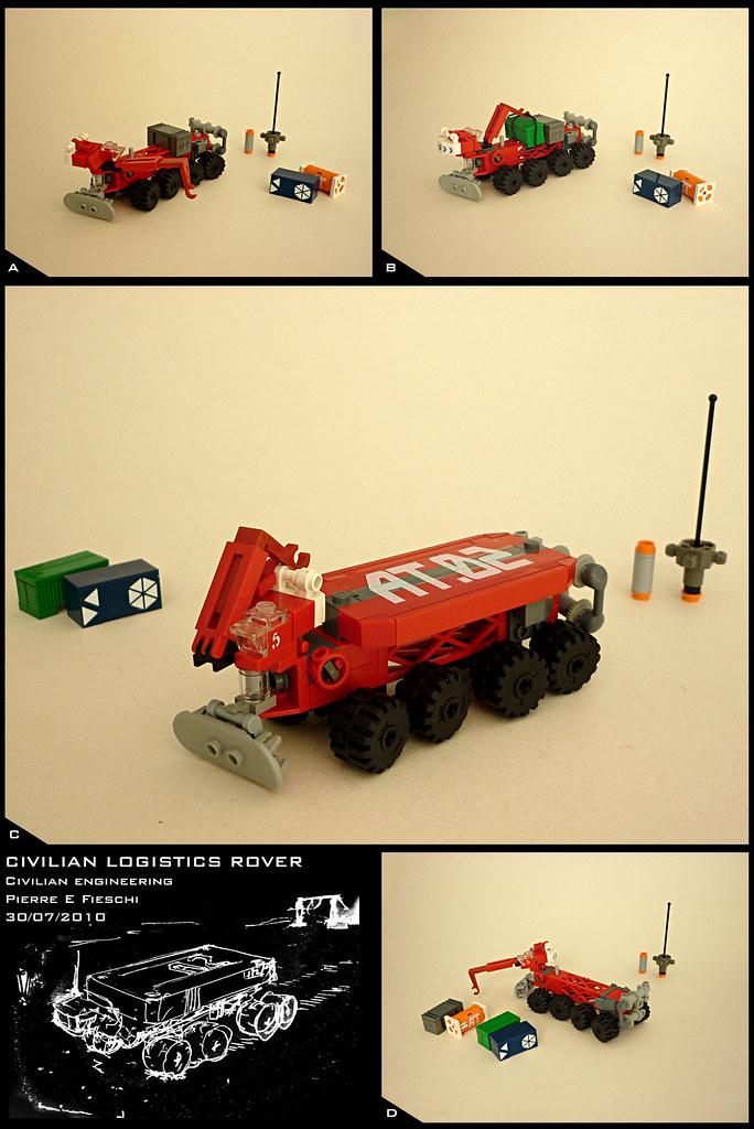 Civilian Logistics  Rover