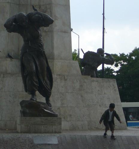 P1040798 Ankara, Ulus meydani