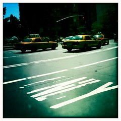 ONLY (iElkie) Tags: nyc newyorkcity manhattan streetphotography columbuscircle iphone hipstamatic