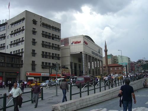 P1040789 Ankara, Ulus meydani
