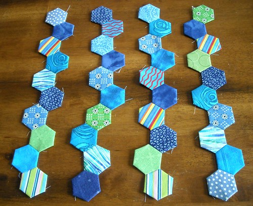 hexagons for DQS9