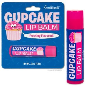 (WISHLIST) cupcake lip balm