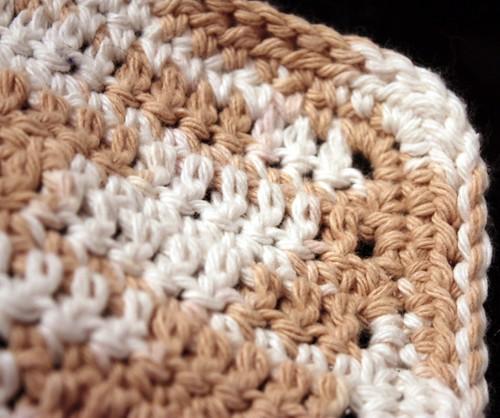 Remedial Crochet Washrag