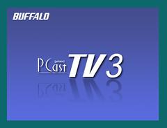 PCast3の起動画面