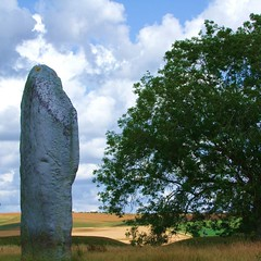 Cove (tina negus) Tags: downs landscape cove wiltshire megaliths avebury stonecircle standingstone